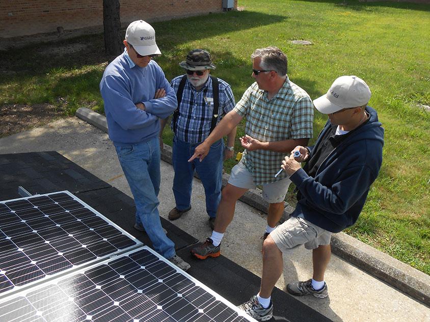 Solar Instructor