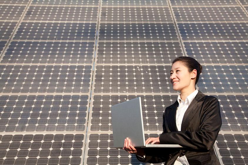 Solar Marketing Specialist